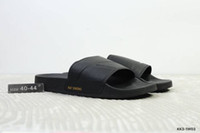 Wholesale Hold Ups - 2018 New RAF SIMONS Slides Fashion Mens Bunny Sandals Hold Firmly This Side Up Slippers