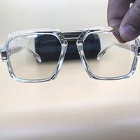 gafas de sol para hombre con montura transparente al por mayor-Gafas de sol de gama alta Gafas de protección para las mujeres Gafas de marco claro Gafas de sol Vintage Gafas de diseñador para hombre Oculos De Sol 4030