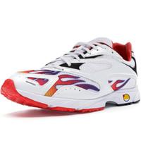 sapatos de corrida para mulheres venda por atacado-2018 Ins Zoom Espectro Streak Velho Clunky Dad Sneakers Mens Sapatos Das Mulheres Sapatos de Corrida Formadores Esportivos Atlético Respirável Sapatos de Grife