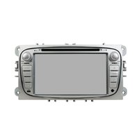 Wholesale ford focus dvd gps tv resale online - Car DVD player for Ford Focus inch Andriod GB RAM Octa core with GPS Steering Wheel Control Bluetooth