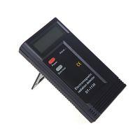 testador de dosímetros venda por atacado-detector de radiação eletromagnética portátil EMF Digital preto Medidor Dosimeter Tester CE Certificado DT-1130 na caixa de varejo