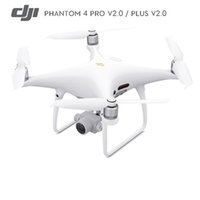 ingrosso fotocamera phantom dji-Disponibile DJI Phantom 4 Pro V2.0 Plus V2.0 Drone con 4K HD 60fps Camera 1 pollice 20MP Exmor R sensore CMOS versione EU