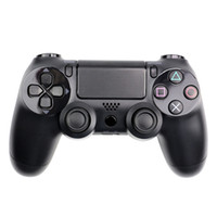 Wholesale game controller - Bluetooth Wireless PS4 Controller for PS4 Vibration Joystick Gamepad PS4 Game Controller for Sony Play Station Without Packaging