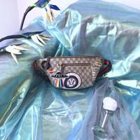 Wholesale cluth purse - GG 2018 hot handbags shoulder crossbody messenger designer luxury bags chain messenger waist luxury messenger bag famous brand cluth purse