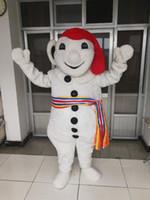Wholesale Clown Custom - hot sell High quality scary clown mascot costume custom design mascot fancy carnival costume free shipping