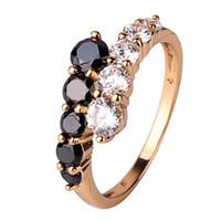 ingrosso anelli di mona lisa-tutta la vendita Anelli di moda per le donne Design unico Avvolgimento in mona lisa Wedding Ring Anelli di fidanzamento Gioielli