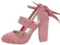 Wholesale stiletto heels wholesale - sandalias women dress shoes fashion luxury sandals sexy ladies Leather pink black High Heels Pumps Spring Summer stiletto shoes