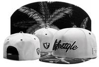 Wholesale rain man hip hop - 2018 Bonjour Bboy New Cayler & Sons Palm Men's Black Baseball Caps Hip-hop hats,make it rain Fuckin 'problem Black White Adjustable Cap hat