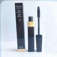 Wholesale volume tube - Famous brand Inimitable waterproof mascara volume length cirl separation Gold tube & Silver tube 5g