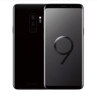 goophone 16gb 4g оптовых-Полный изогнутый экран Goophone 9 Plus 9+ Отпечаток пальца Android 7.1 1 ГБ / 16 ГБ Показать поддельные 4 ГБ ОЗУ 128 ГБ ПЗУ Поддельные 4G LTE разблокированный смартфон DHL Бесплатно
