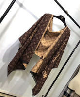 Wholesale luxury xmas gifts online - Famous Brand Designer Winter Women Scarves Fashions Luxury Cashmere Blending Wraps for Adults Kids Xmas Gift High Quailty
