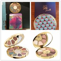 Wholesale Sea Wear - 2017 Top quality Rainforest Of The Sea Highlighters Eyeshadow Palette make believe in youself Eyeshadow Palette 8 colors