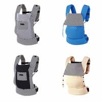 ingrosso involucri per il trasporto di fasce-Fascia porta bebè portatile ergonomica Marsupio marsupio in cotone neonato seggiolino antracite cintura marsupio marsupio per mamma papà