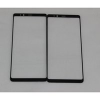 Wholesale phone repairs for resale online - Original Outer Front Panel Glass Lens For Samsung Note LCD Refurbishment Part For Cracked Phone Repair