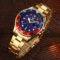 Wholesale Cool Mens Glasses - 2018 New Luxury Brand Watch Cool Men And Women Lovers Wristwatch Riginal Fashion Sport Stainless Steel Quartz Calendar Mens Watches