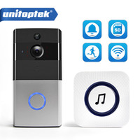 Wholesale Apartment Door Phone - IP Video Intercom WI-FI Video Door Phone Ring Door Bell WIFI Doorbell Camera For Apartments IR Alarm Wireless Security Camera