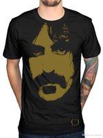 fã de jazz venda por atacado-Oficial Frank Zappa Apóstrofo Álbum Capa T-Shirt Jazz Rock Ratos Quentes Fã Merch