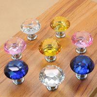 Wholesale Crystal Door Knobs - Buy Cheap Crystal Door Knobs from ...