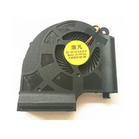 hp dizüstü bilgisayar cpu fanı toptan satış-HP Pavilion DV5-2000 DV5-2045dx DV5-2112br için yeni Laptop CPU Soğutucu DV5-2077 Cpu Soğutma Fanı Radyatör