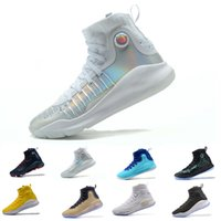 Wholesale Cheap Bonds - Cheap Stephen Curry 4 men basketball shoes Gold Championship MVP Finals Sports Sneakers trainers outdoor designer shoes Size 5.5-11
