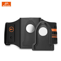 Wholesale smartphone sports armband for sale - Group buy Maleroads Sports Running Armband for iPhone Samsung Smartphone Unique design with its slot design and magnet