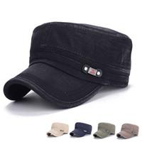 eski anıflı şapkaları toptan satış-10 ADET / GRUP SINGYOU Yeni Marka Beyzbol Şapkası Moda Erkek Kadın Snapback Şapka Rahat Do Eski Yıkama Düz Casquette Caps Şapka