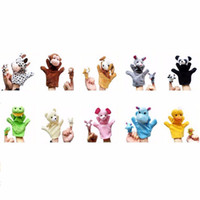Wholesale baby puppets for kids for sale - Group buy 20pcs Baby Reborn Finger Puppets Hand Puppet for Kids Plush Cute Cartoon Finger Plush Doll Set Hand Puppets Boby Toys