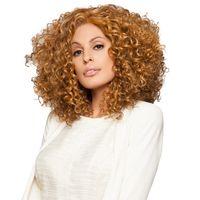 Wholesale Cheap Colored Hair Dye - Brazilian Blonde Human Hair Bundles Colored 27# Blonde Human Hair Weave Bundles Cheap Brazilian Blonde Kinky Curly Hair Extensions