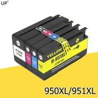 puces de cartouche d'encre hp achat en gros de-Nouvelle puce Cartouche d'encre compatible pour 950XL pour OfficeJet Pro 8600 8610 8620 8630 8640 8615 8625 251271Printer