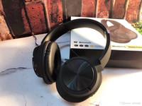 hochwertige headsets für telefone ohrhörer großhandel-Gute Qualität CH700 Wireless Kopfhörer Stereo Bluetooth Headsets Ohrhörer mit Mikrofon Unterstützung TF-Karte Hohe Qualität für Smartphones 1pc
