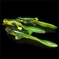 señuelos de fundición larga al por mayor-Soft Bait Lure Lizard Gel de sílice Software Salamandra Reparto largo Fácil de operar Alto grado de simulación 0 6wh dd