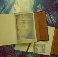 weinlese buchhaltung buch großhandel-Büro Schule Lieferant Student Vintage Magical Book Harry Potter magische Bücher europäischen Stil Mädchen Tagebuch Retro-Reise-Journal Accounts Recordi