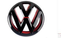 golf-embleme großhandel-Front Grille Emblem Abzeichen Fall für Volkswagen Golf 6 fit VW Golf 6 MK6 GTI R20 Neu Refit Auto Styling Radmitte Caps