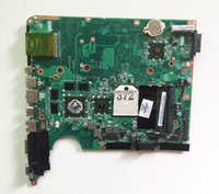 Wholesale For HP Pavilion DV6 DV6 DV6 AMD Laptop Motherboard DAUT1AMB6D0 DDR2 ATI HD4650 Notebook Systemboard