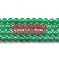 acessórios chinês bead venda por atacado-NB0051 Hot Sale Natural Chinês Jade Beads Jóias Acessório Alta Quantidade de Pedra Solta Rodada Beads para Fazer Jóias