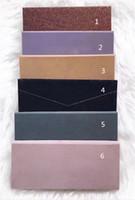 matte lidschattenkits großhandel-KOSTENLOSER versand! Berühmte marke Palette 14 FARBEN lidschatten palette matt und schimmer make-up kit hohe qualität 6 Designs