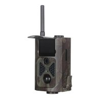 Night Vision Game Trail Caça Câmera Wild Trap Infrared 120 Degrees HC550G Hunter Camcorder Forest Wildlife Camera Gsm Mms