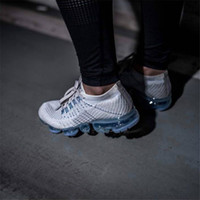 Wholesale Summer Rainbow - HOT SALE 2018 New Vapormax Rainbow BE TRUE Gold Black Pink Women Men Designer Running Shoes Sneakers