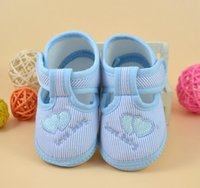 Wholesale soft soled shoes for toddlers online - Baby Infant Shoes Baby First Walker Shoes Baby Soft Sole Toddlers Shoes For Y Babies