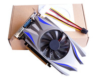 Wholesale Computer Numbers - gtx750ti game graphics really 2G DDR5 independent pci-e computer desktop with tracking number free shipping
