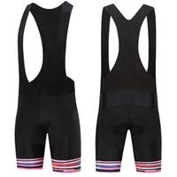 Discount gel padded bib shorts - SURA New Accept Custom Logo Design Underwear Men Ciclismo Shorts Hombre Bike Bib Shorts Cycling Pants Gel Pad