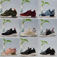 Wholesale Cheap Women Size 11 Shoes - 2018 NMD Runner R1 XR1 Primeknit Running Shoes Cheap Hot Sale Men Women Sneakers NMD_XR1 Camouflage Sport Shoes Size 5-11 With Box
