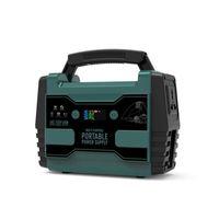 bateria de lítio de emergência venda por atacado-220 V 110 V Portátil Gerador de Energia Do Inversor 42000 mAh 155 Wh Rechargeble Bateria de Alimentação de Emergência de Alimentação de Alta Qualidade Baterias De Lítio