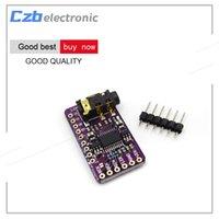 беспроводной пульт дистанционного управления диммер переключатель оптовых-Интерфейс I2S PCM5102 DAC декодер GY-PCM5102 I2S плеер модуль для Raspberry Pi цифровой аудио доска