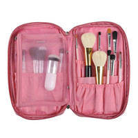Wholesale professional cosmetic accessories online - Professional Women Men Cosmetic Bags Wash Makeup Tools Organizer Pouch Beauticians Toiletry Case Accessories Supplies Products