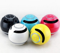Wholesale 175 led - YST-175 Bluetooth Portable Speaker Wireless Mini LED Light Speakers TF Card FM Radio Music Player For iPhone Samsung DHL Free