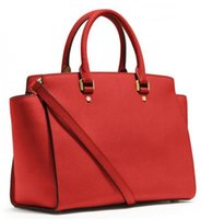 Wholesale popular grains - Brand handbag 100% of European and American popular designer handbags of high quality fashion classic single shoulder bag cross grain wings