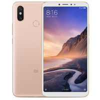 Wholesale golden cell phones for sale – best Original Xiaomi Mi Max G LTE Cell Phone GB RAM GB ROM Snapdragon636 Octa Core quot Full Screen MP Fingerprint ID Smart Mobile Phone