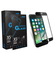 Black Edge Full Cover Tempered Glass Screen Protector for iPhone 13 12 11 pro Max Samsung A02S A12 A32 5G A52 A72 A11 A21 Moto G stylus 2021 5g One plus Nord N200