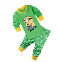 1b8c9ba1f89c4 Pas cher prix marque nouveau garçons pyjamas enfants dinosaure vêtements de  nuit filles pyjamas pijama enfants vêtements de nuit pyjamas bébé pour 1-8  ans ...